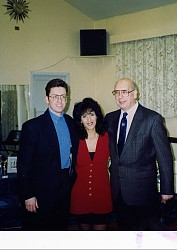 1994_-_Con__Fatima_Halpin_with_John_Ingram_on_the_occassion_of_Cons_20_year_TKD_party